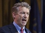 Kentucky Republican U.S. Senator Rand Paul delivered the most enthusiastically received speech of the week at CPAC, targeting President Barack Obama for 'running roughshod' over civil liberties