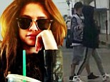 PICTURED: Selena Gomez and Justin Bieber reunite in Texas... just one day after he stormed out of deposition when asked about her