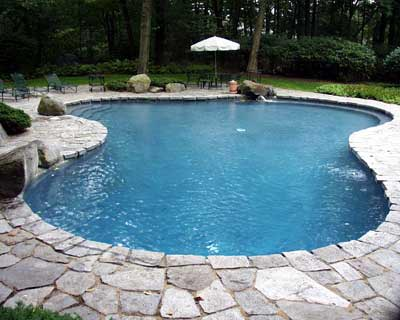 Spa and Inground Pool Renovation