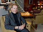Hands-on approach: Viscount Linley, the Queen's nephew, says UK hand-made products reveal eccentricity and ingenuity