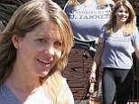 'My favorite DJ is D.J. Tanner!' Candace Cameron Bure brings back memories with Full House T-shirt during DWTS rehearsal