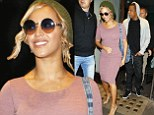 Beyoncé heads out on a date night with Jay Z