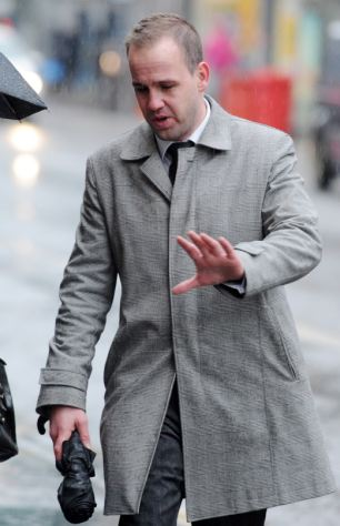 Salesman Sean Hills, 36, was jailed for five-and-a-half months at Aberdeen Sheriff Court and disqualified from driving for six years after footage of him swerving all over the A90 near Stonehaven was posted on Facebook