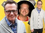 Taking it too far? Tom Arnold's gaunt frame sparks concern at SXSW premiere of Supermensch after 89lb weightloss
