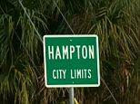 Better to get rid of it: The tiny town of Hampton in northern Florida will likely be wiped of the map after an audit showed city officials have mishandled town funds to a comical degree