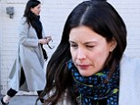 Liv Tyler does sporty chic as she takes son Milo for a fun day out with his father Royston Langdon