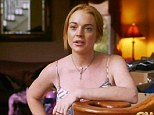 Frustrations: Lindsay Lohan's quest to reinvent her life hit a brick wall in the first episode of her new reality show, in which she was seen trying to find a new apartment
