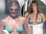 'I'd like to have Gisele's body': Jennifer Aniston admits she would love to trade bodies with Brazilian model Bundchen