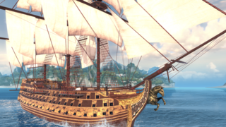 Free Assassin's Creed Pirates update adds hours of content
