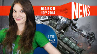 GS News - Why Titanfall Is Still 792p, Next-Gen Blu-Ray Disc Unveiled!