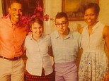 obama, first lady, lena dunham, double date, ducky antonoff
