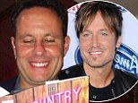 'I kissed Keith Urban!' DJ Gerry House reveals he smooched star at New Years... and claims country is 'full of gay people'