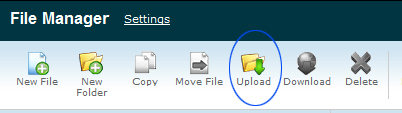 upload-files-in-cpanel