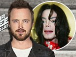 'It was so bizarre!' Aaron Paul reveals he spent a night 'getting drunk' with Michael Jackson and the Prince of Brunei before he was famous