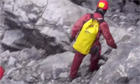 Underground caves discovered in Chile