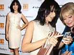 Check this out: Hilaria Baldwin shared photos on her daughter with Alec Baldwin on Monday with Barbara Walters at an event in New York City