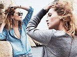 Native Texan model Erin Wasson has been cast as the face of Madewell¿s Spring 2014 collection.