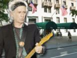 Keith Richards preview