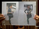 Malaysian authorities have released an image of the two men who used stolen passports to board the missing plane
