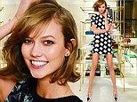 Leggy supermodel Karlie Kloss welcomes Vogue into her first-ever Manhattan townhouse