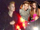 Justin Bieber loses his cool when questioned about Selena Gomez
