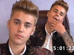 Rude, cocky and belligerent: Justin Bieber argues with lawyer, disses Usher and  pretends to fall asleep during deposition