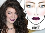Royals singer Lorde is set to release her very own make-up collection