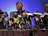 Deliberate suicide by crew or passenger for financial benefit may be reason behind missing Flight MH370, says Malaysia's police chief Khalid Abu Bakar as he orders  personal profiles of all on board