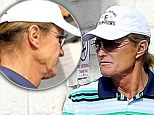 Bruce Jenner reveals puckered jawline as a combination of ageing and botched plastic surgery take their toll