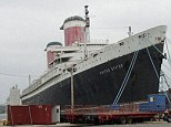 Piece of history: The SS United States transported immigrants and even four American presidents in its heyday