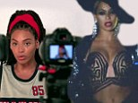 So that's how she did it! Beyonce's director reveals the secrets behind Grown Woman, Partition and Flawless music videos