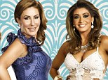 Real Housewives: Andrea Moss and Gina Liano have a moment on the third episode of the Foxtel series