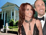 Wedding planning? Britney Spears 'to tie the knot with David Lucado at Elvis Presley's Graceland mansion'