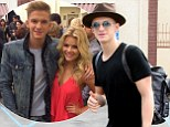 Cody Simpson gears up for Dancing with the Stars debut