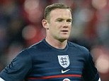 Time of your life: Wayne Rooney is all but certain to make the trip to Brazil with England