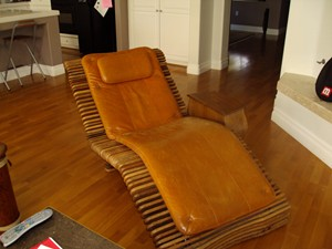 Scandanivan Chair Chaise Lounge Furniture Restoration Upholstery