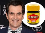 Bonza stuff on bread mate! Modern Family¿s Ty Burrell reveals he picked up a Vegemite addiction while filming in Australia