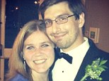 Perfect couple: Daniel and Stephanie, both college graduates, married sometime in 2012 and at first glance appeared happy