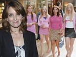 That is so not fetch: Tina Fey denies reports of Mean Girls reunion movie despite Lindsey Lohan's hints on The Tonight Show