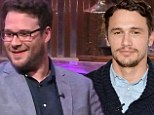 Seth Rogen reveals list of stars including Paul Rudd and Jonah Hill he's smoked weed with... but the biggest surprise is that James Franco 'doesn't smoke'