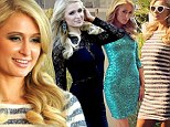 A human Barbie! Paris Hilton changes outfits 10 times in FOUR days to promote new beach club in the Philippines