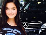 No broken down jalopy for her! Sweet 16 Ariel Winter plunks $50k in CASH on her first car...a brand new Mercedes