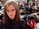 Emma Watson in Berlin