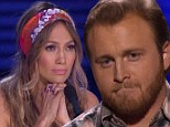 You've got to know when to hold them! Country singer Ben Briley's gamble backfires as he is booted off American Idol