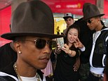 Shopping for a new hat? Pharrell sends Brisbane into a frenzy after hitting the city's Chanel store