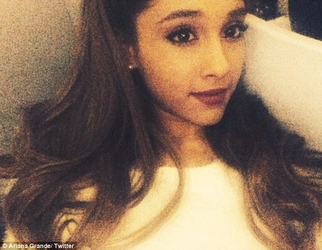 Happy new year! Ariana posted a shot of herself on her Instagram page upon her arrival in Japan