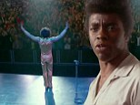 Ready to Feel Good! Chadwick Boseman heats up the screen as rock 'n roll legend James Brown in Get On Up trailer