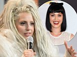 'I couldn't be more different!' Lady Gaga slams Katy Perry in her profanity laden SXSW keynote speech