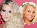 Race to the altar: Ashlee Simpson wants to marry BEFORE big sister Jessica