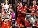 Gerrard has been loyal to Liverpool
